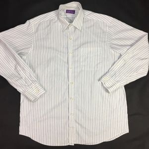 Ralph Lauren Purple Label Men's Large Button Shirt
